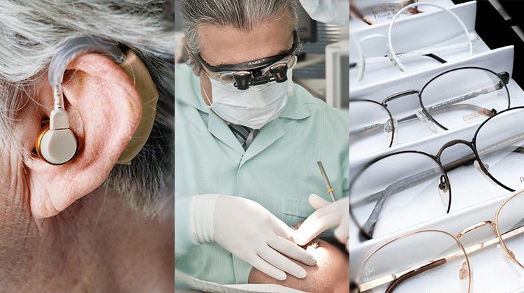 Le 100% santé, zéro reste à charge, dentaire, couronne, lunettes, optique audioprothésiste